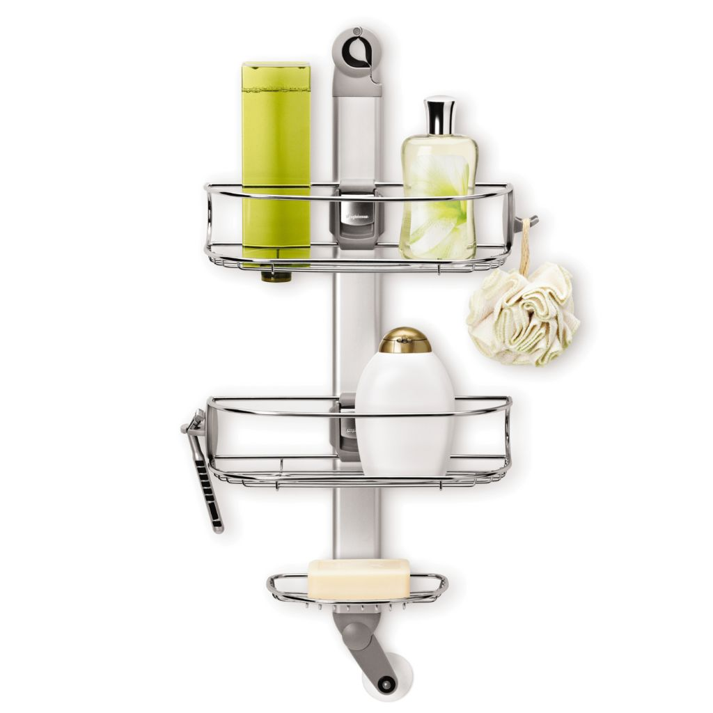 442-821 - simplehuman® Adjustable Shower Caddy