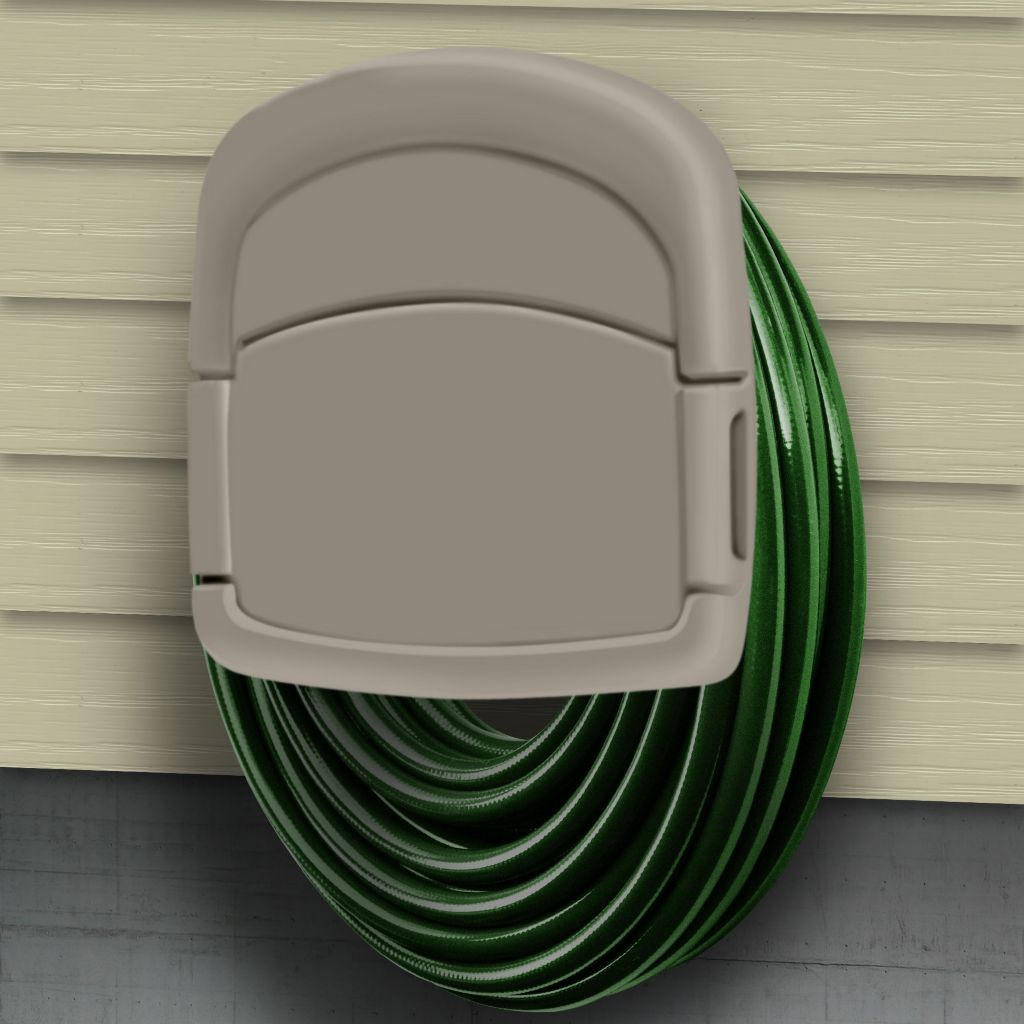 442-849 - Pure Garden Sto-Away™ Garden Hose Storage Center
