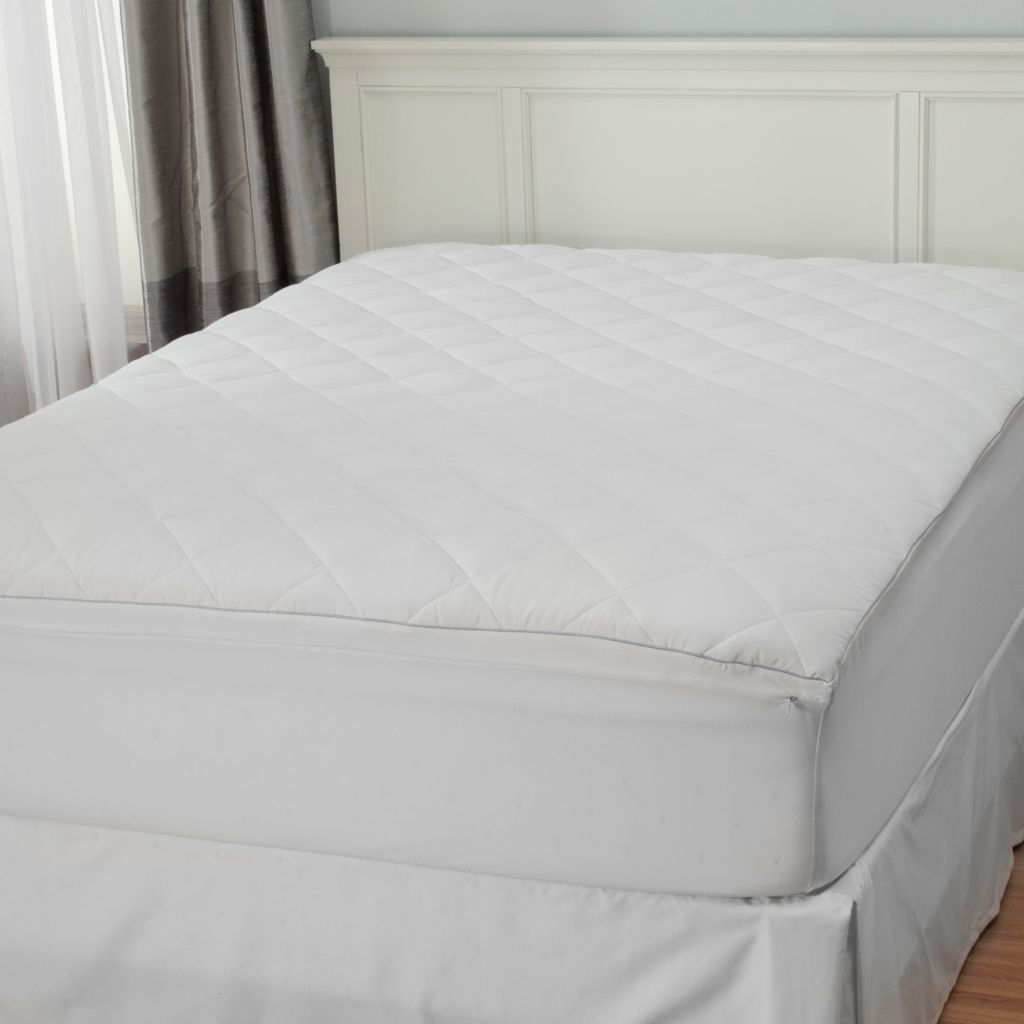 "442-985 - SensorLOFT 2"" Memory Cloud Quilted Mattress Topper"