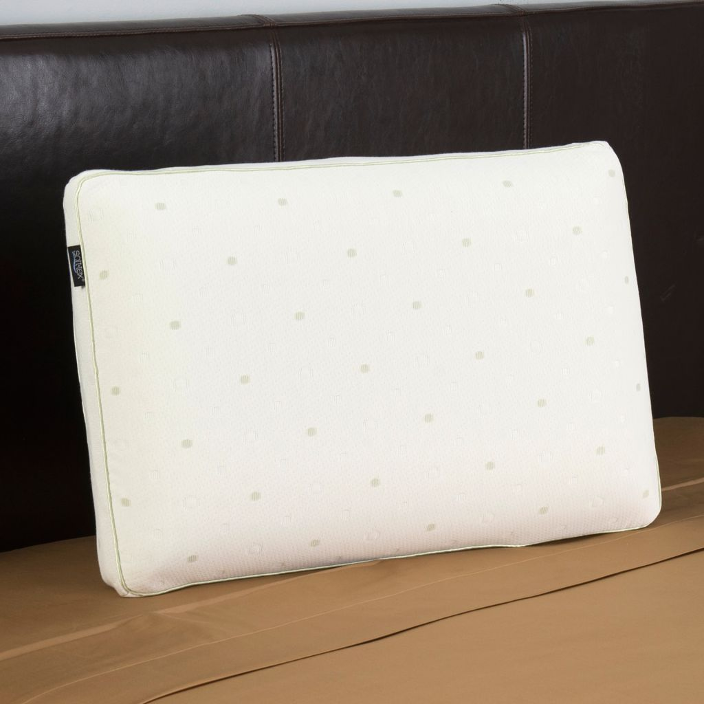 "442-986 - SensorLOFT 2"" Gusseted Bounce® Energized Memory Foam Pillow"