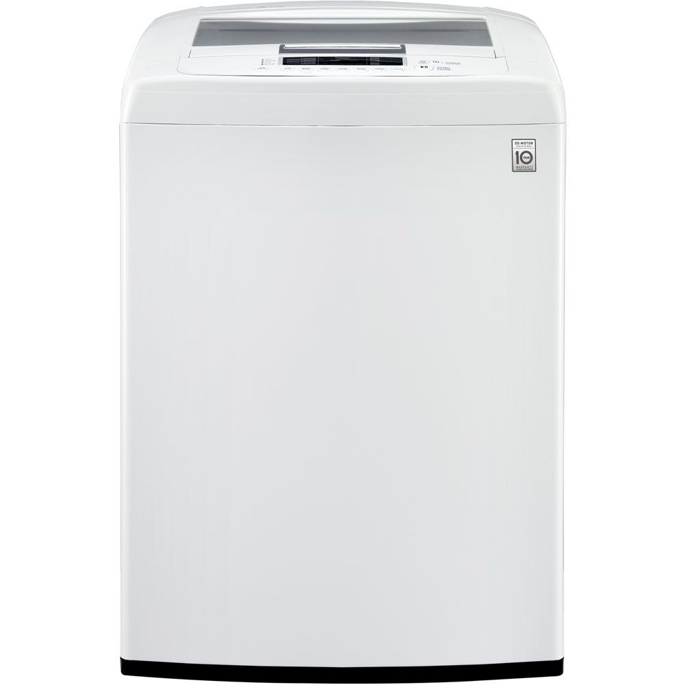 443-018 - LG 4.3 Cu. Ft. Ultra Large Top Load Washer w/ SlamProof Lid
