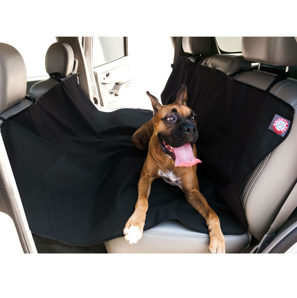 "443-222 - Majestic Pet Products 59"" Universal Waterproof Hammock Back Seat Cover"