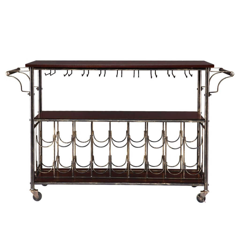 443-237 - Cruz Wine Bar Cart