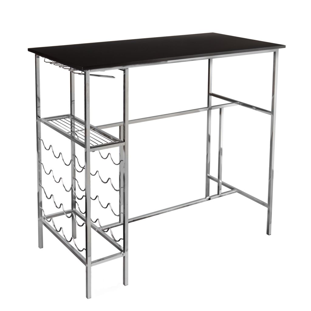 443-242 - NeuBold Home Wine Storage Pub Table