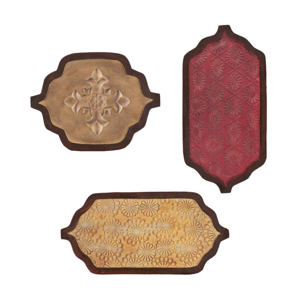 443-255 - Tamiko Three-Piece Wall Art Set