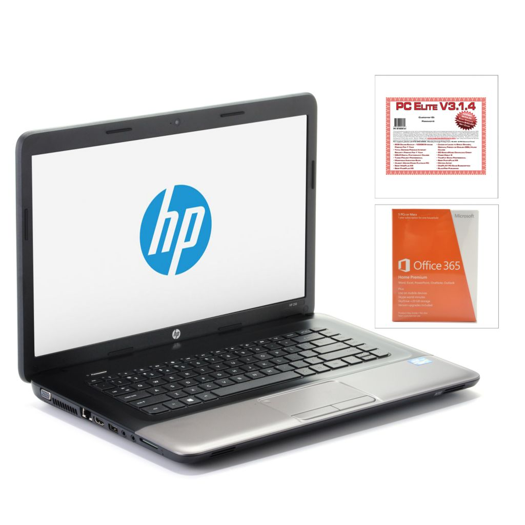 "443-369 - HP 15.6"" Core i3 Windows® 8 320GB Storage Notebook w/ Software & Optional MS Office"