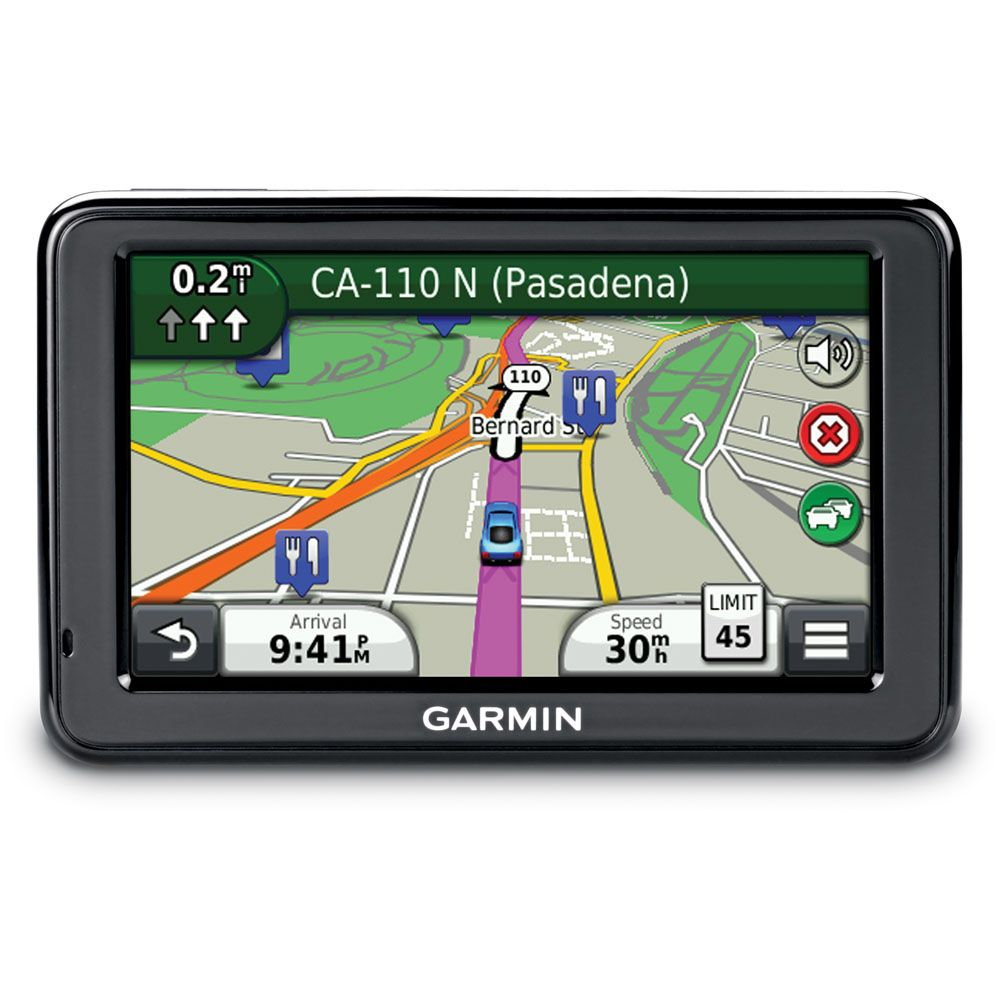 "443-372 - Garmin nüvi 2495LMT 4.3"" Touch GPS w/ Lifetime Map & Traffic Updates"