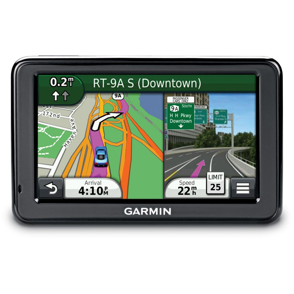 "443-373 - Garmin nüvi 2555LMT 5"" Touch GPS w/ Lifetime Map & Traffic Updates"