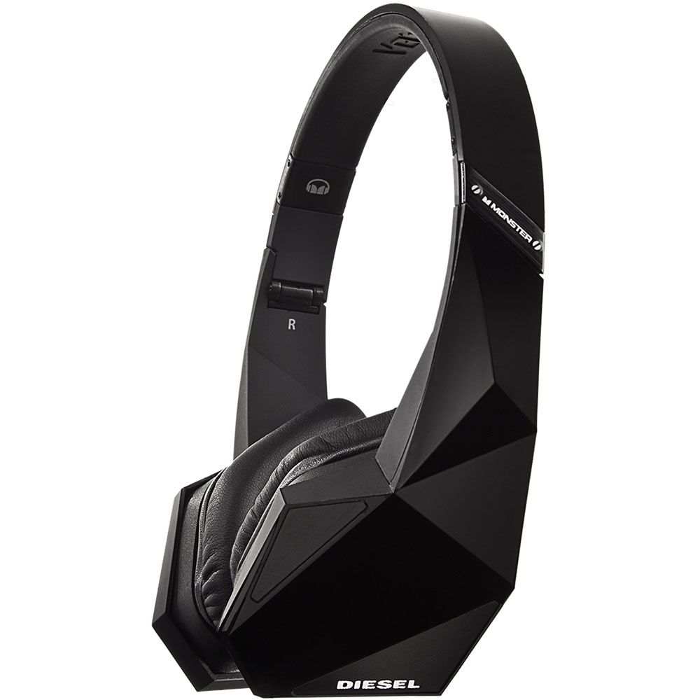 443-379 - Monster Diesel VEKTR On-Ear Headphones