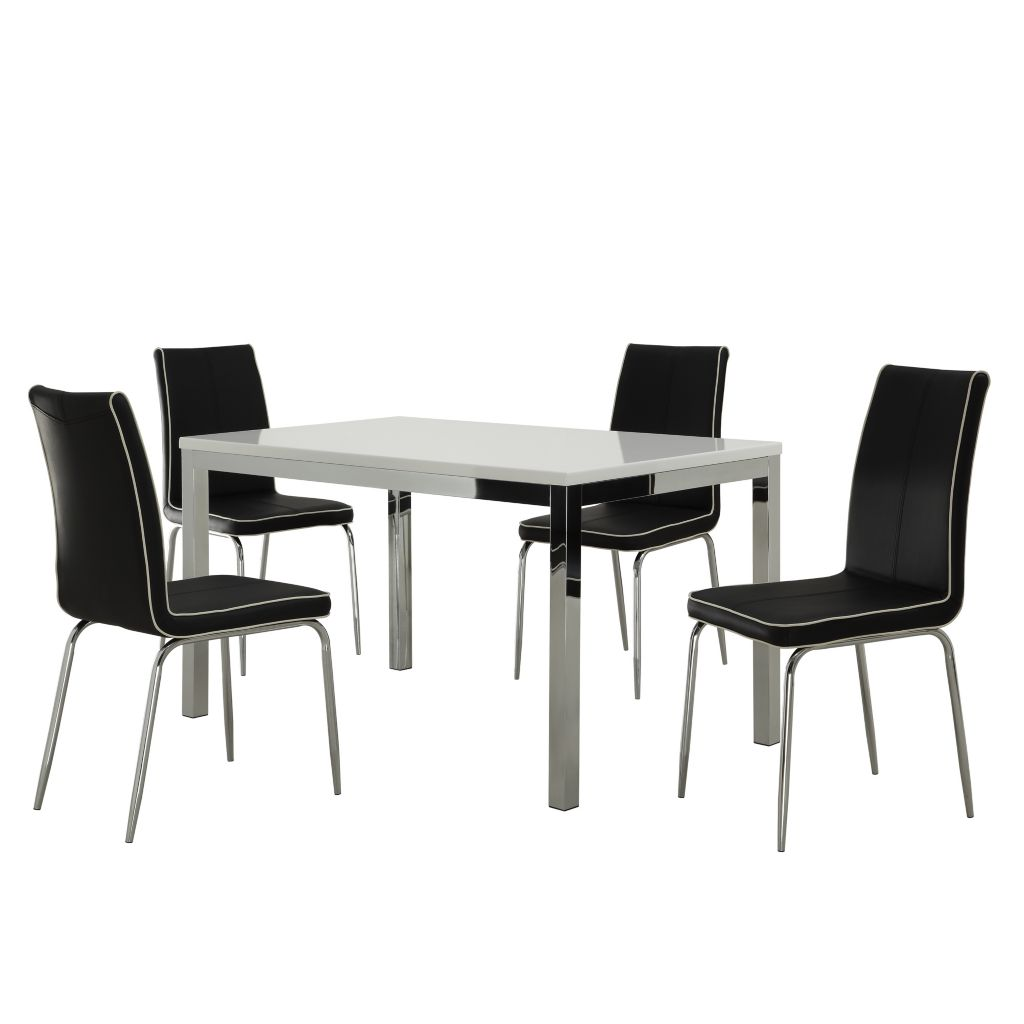 443-457 - HomeBasica Deptford Five-Piece Dining Set