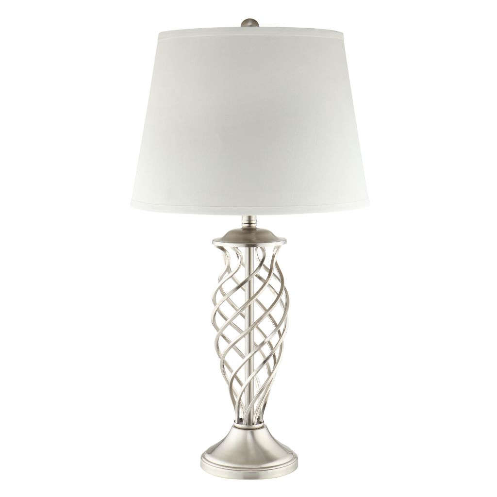 "443-469 - HomeBasica 30.5"" Asher Table Lamp"