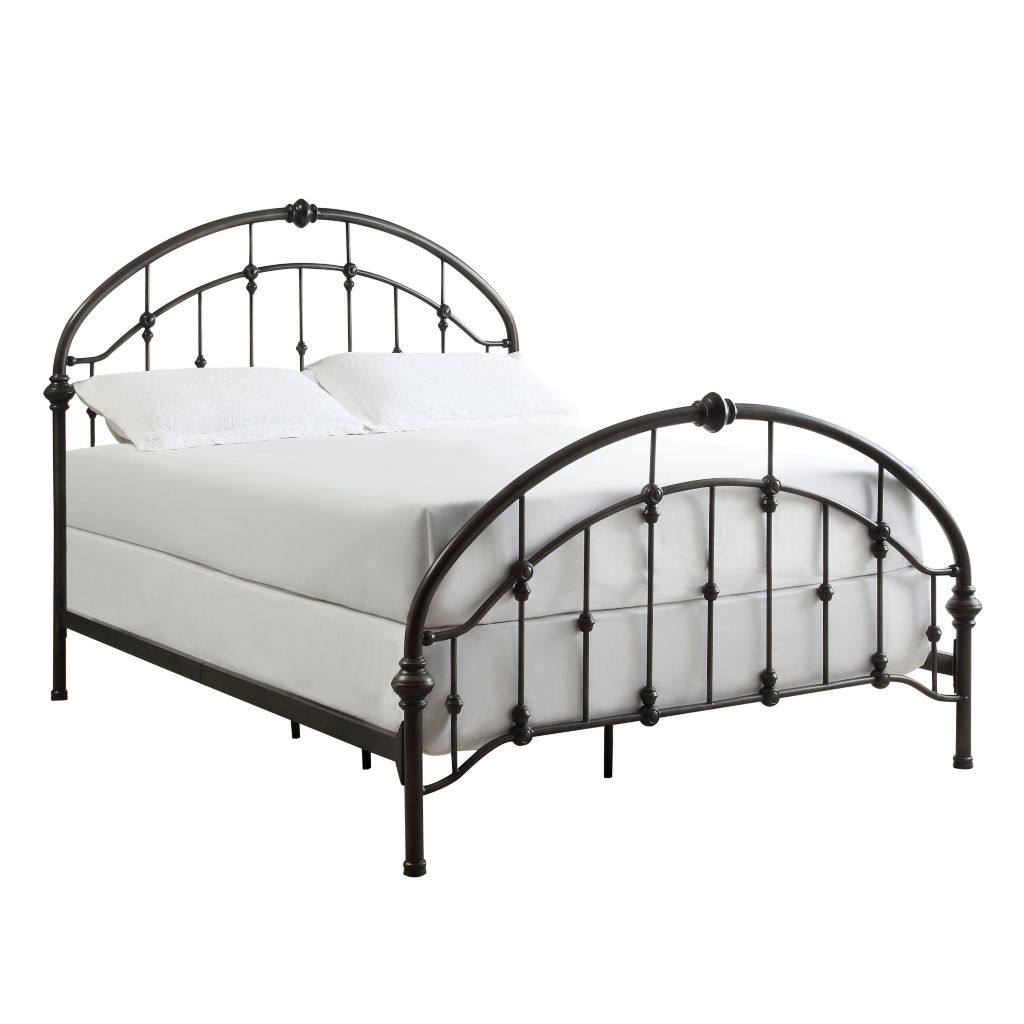 443-475 - HomeBasica Evelyn Metal Bed