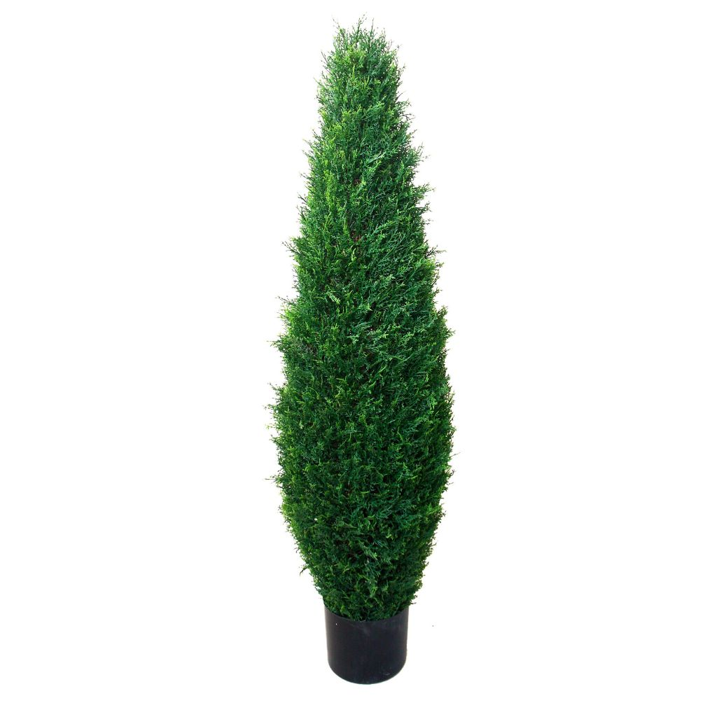 "443-627 - 41"" Artificial Romano Cypress Tree"