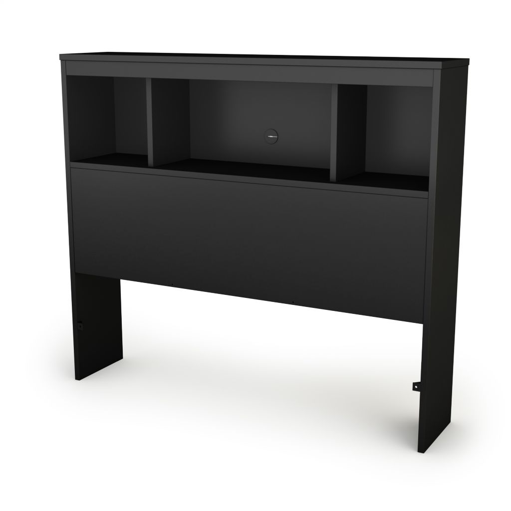 443-666 - South Shore® Twin Bookcase Headboard
