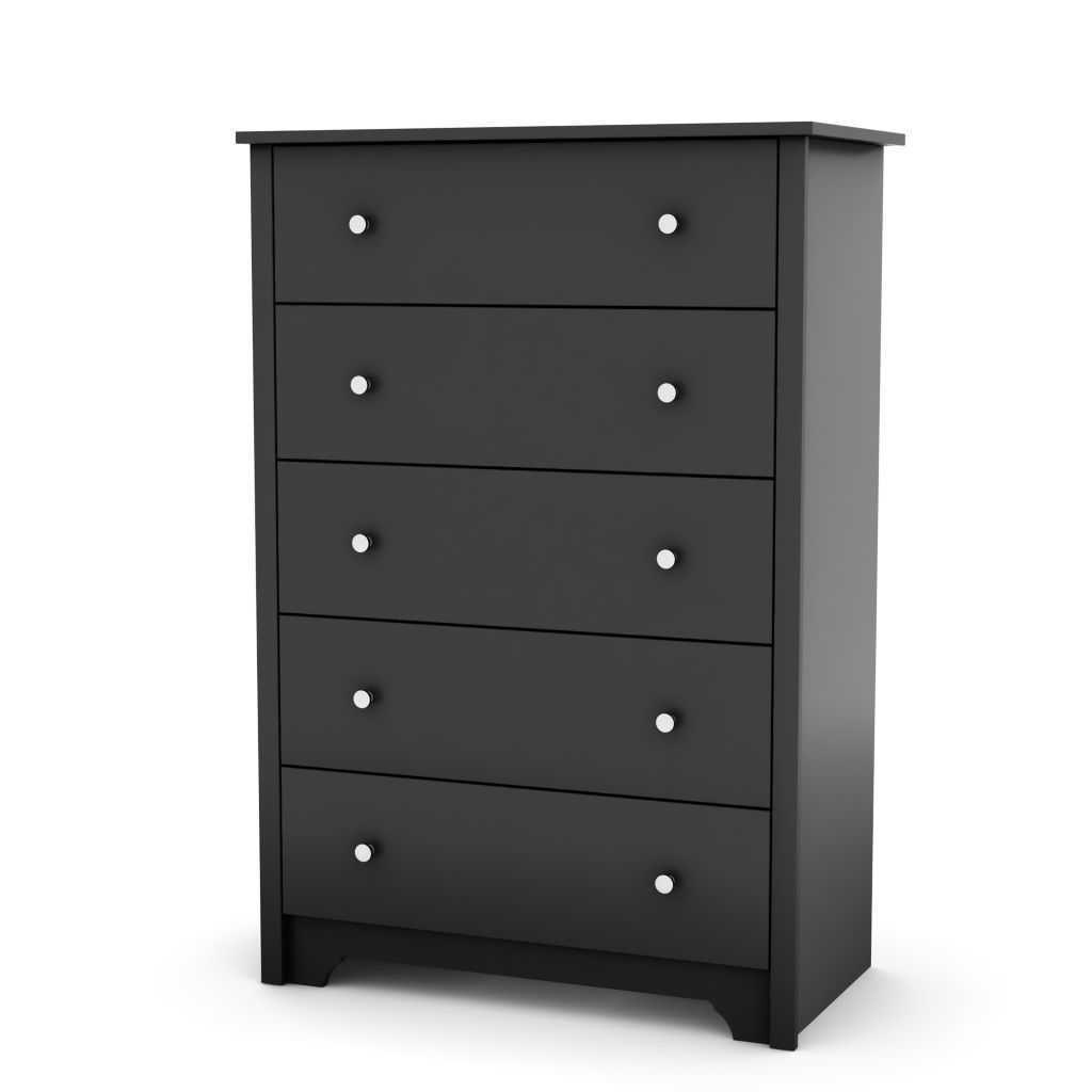 443-670 - South Shore® Vito Collection Five-Drawer Chest