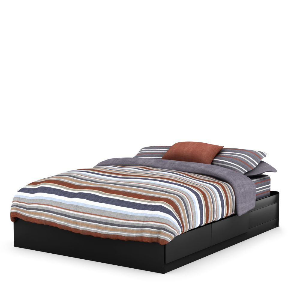 443-673 - South Shore® Vito Collection Queen Mates Bed