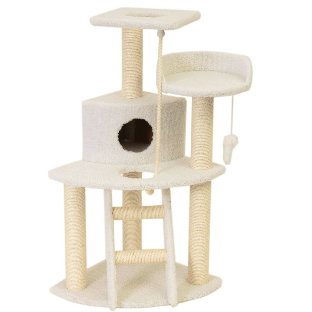"443-736 - Majestic Pet Products 48"" Cat Bungalow"