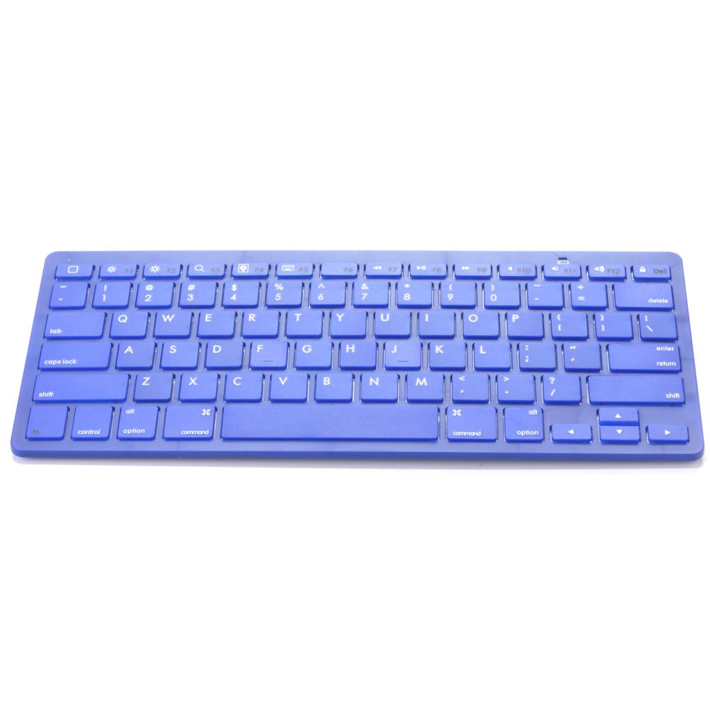 443-889 - HYPE™ Universal Ultra Slim Bluetooth® Keyboard