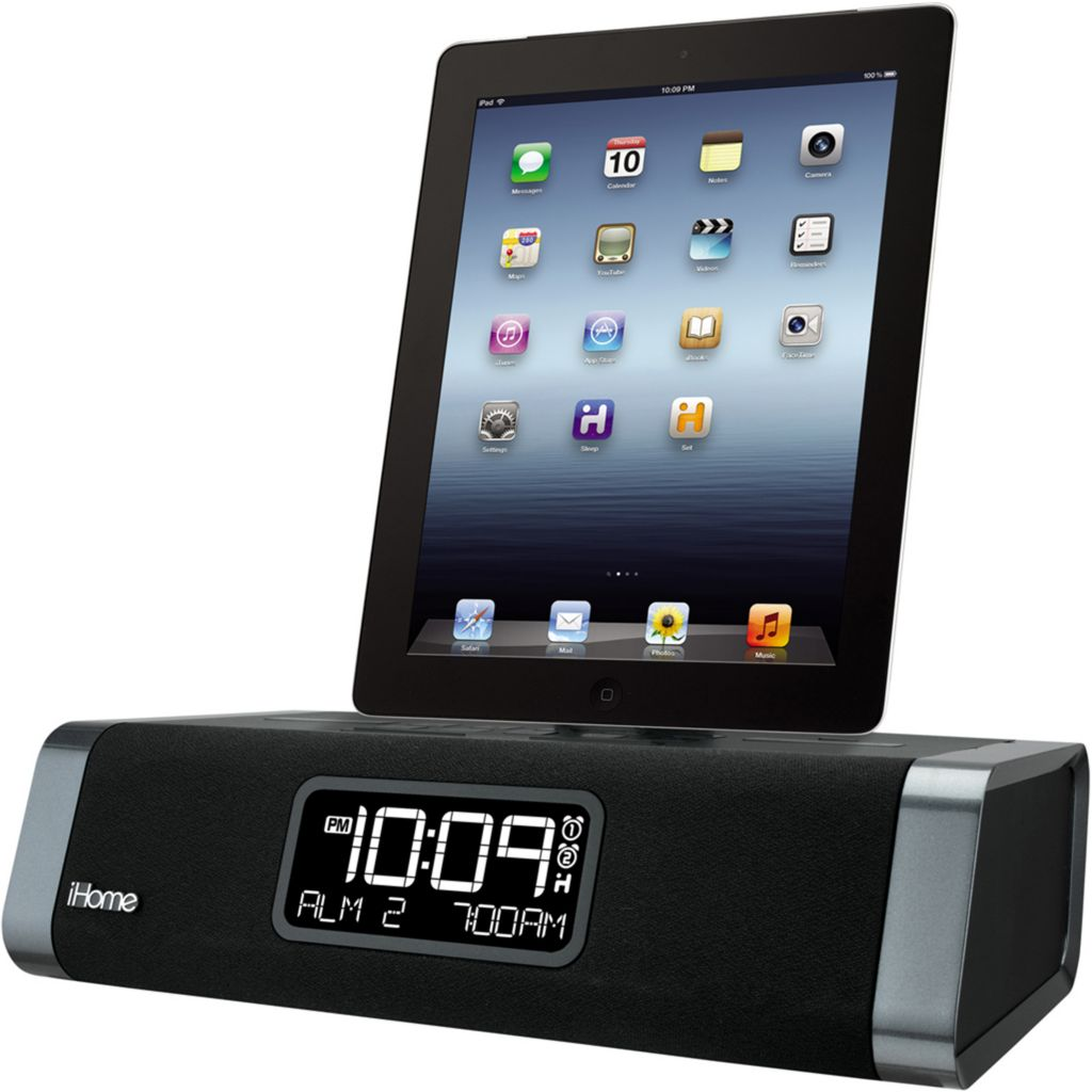443-901 - iHome Lightning Dock & Clock Radio