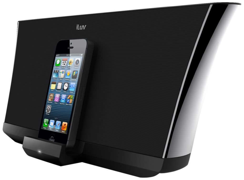 443-909 - iLuv iPhone Lightning Speaker Dock