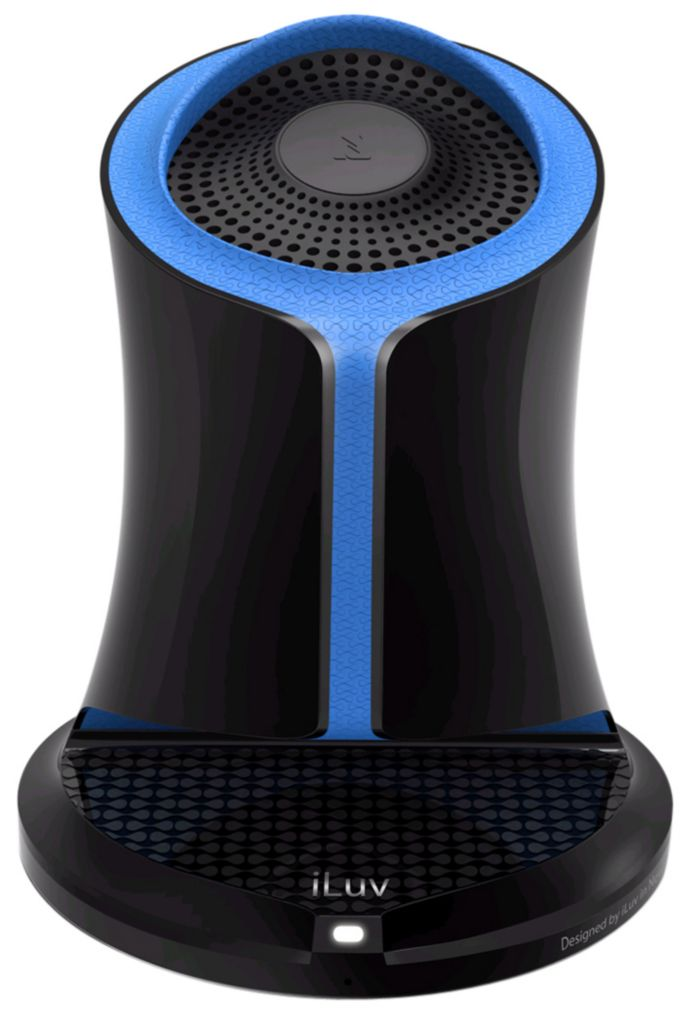 443-915 - iLuv Bluetooth® Portable Speaker
