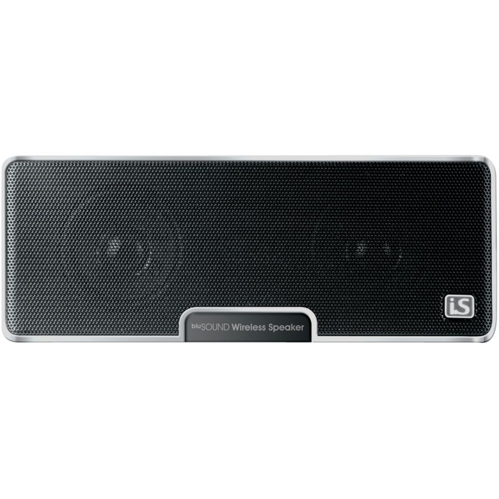 443-916 - iSound Bluetooth® Black Portable Speaker