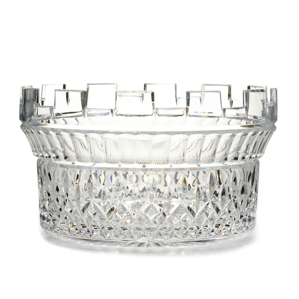 "443-986 - House of Waterford® Crystal Lismore 10"" Castle Bowl"