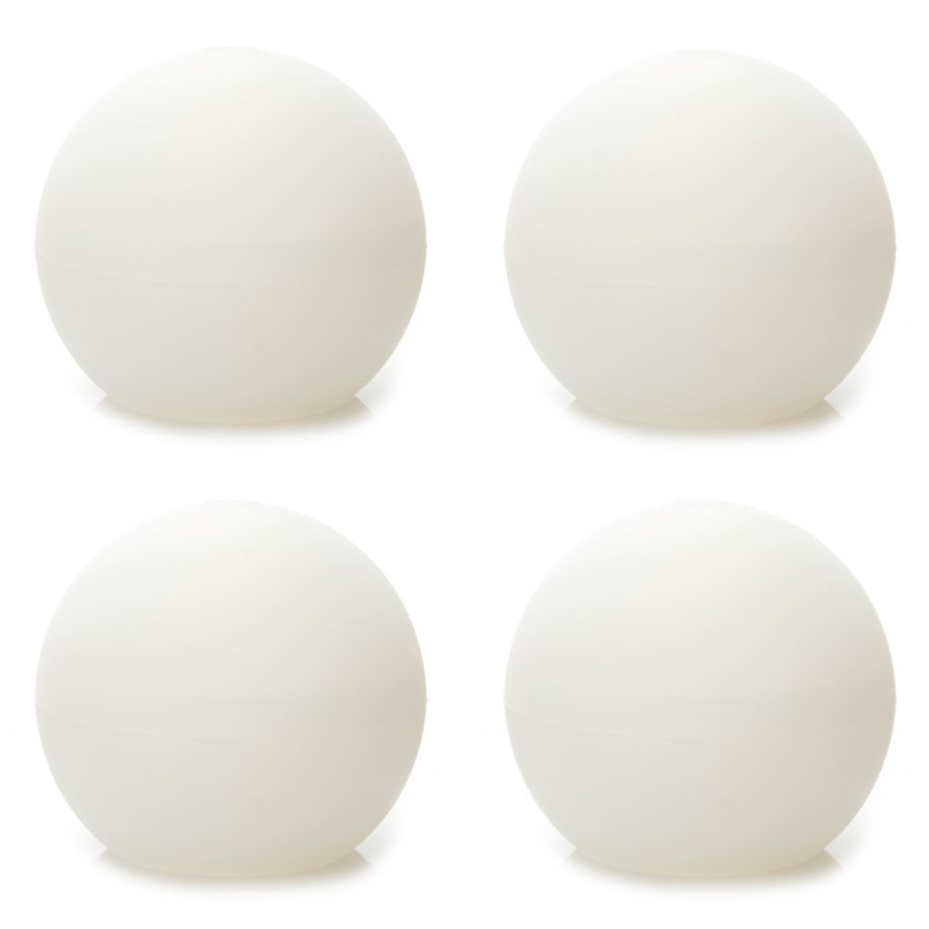 443-991 - Orbie Set of Four Silicone Ice Orb Molds