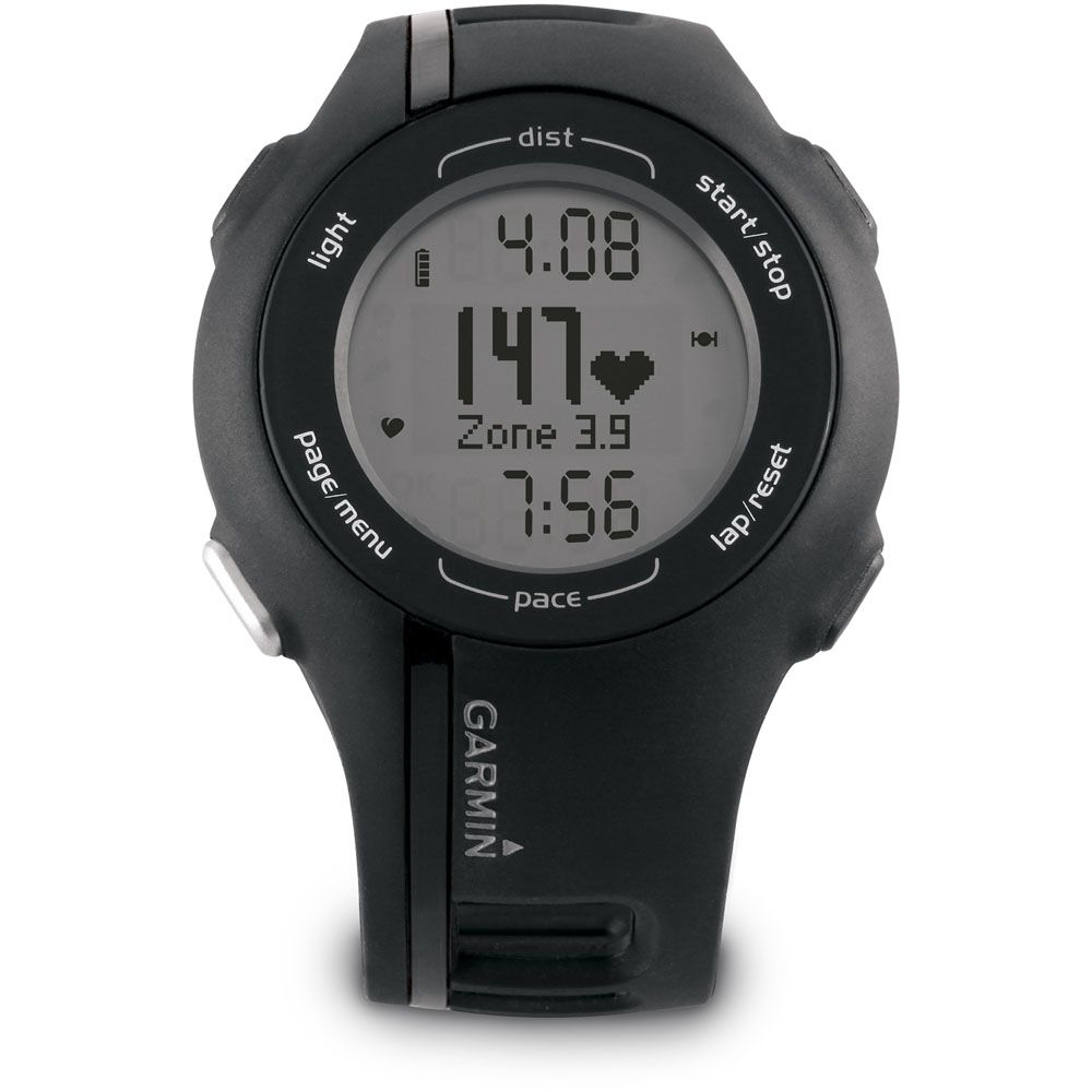 444-102 - Garmin Forerunner 210 GPS Fitness Watch