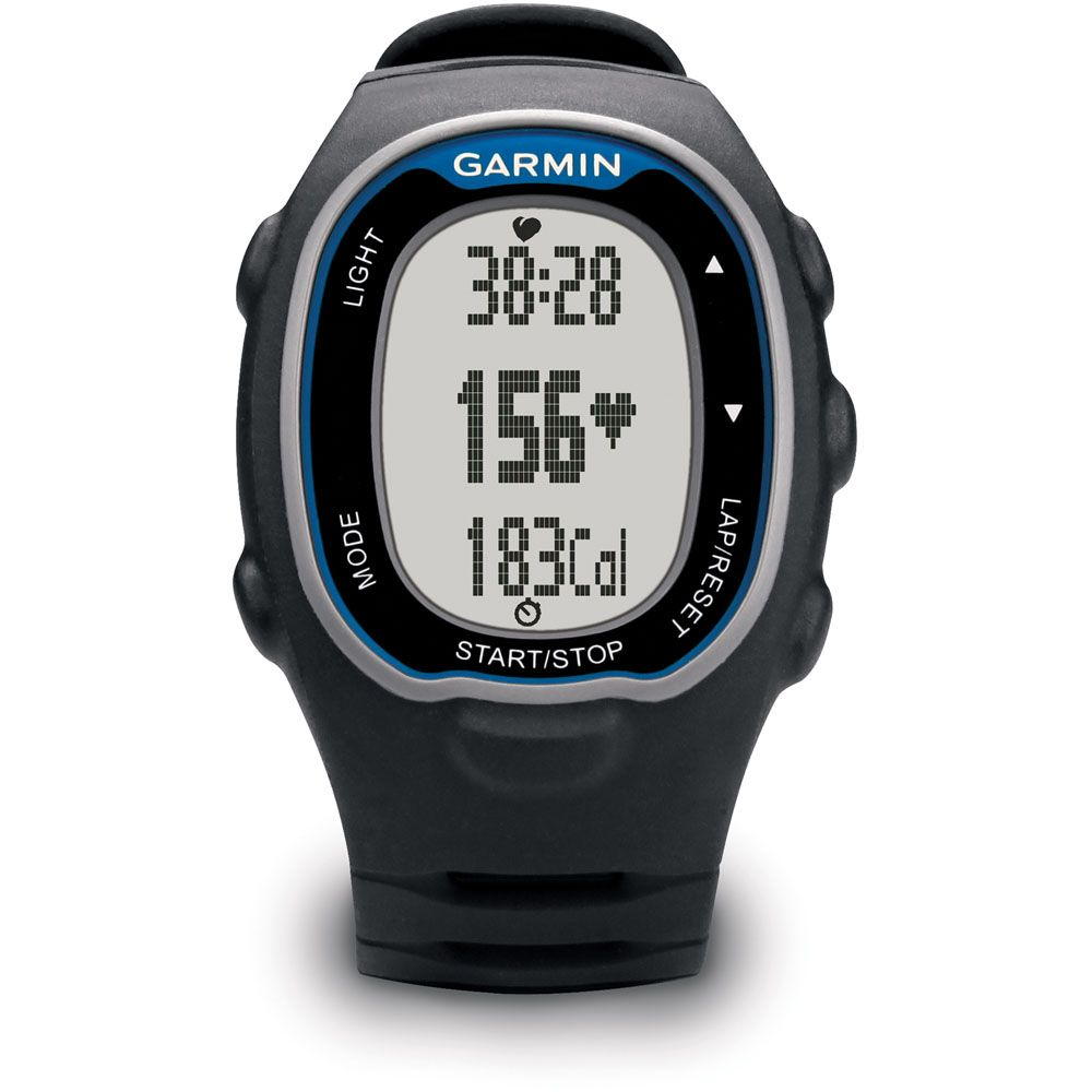 444-103 - Garmin Fitness Watch w/ Heart Rate Monitor & Ant USB