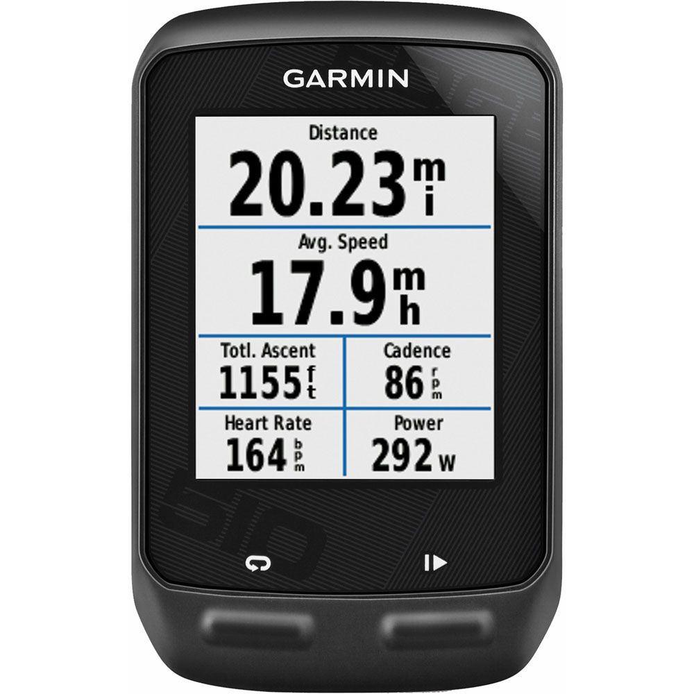 444-111 - Garmin Edge 510 Bike Computer