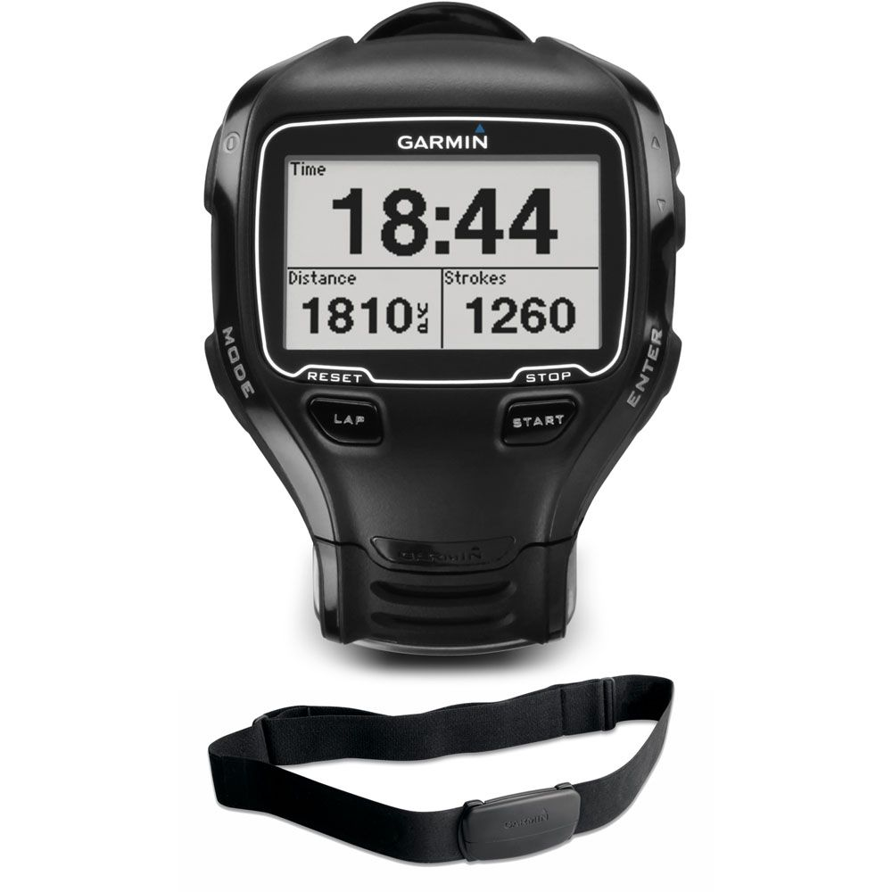 444-115 - Garmin Forerunner 910XT GPS-Enabled Sport Watch w/ Heart Rate Monitor
