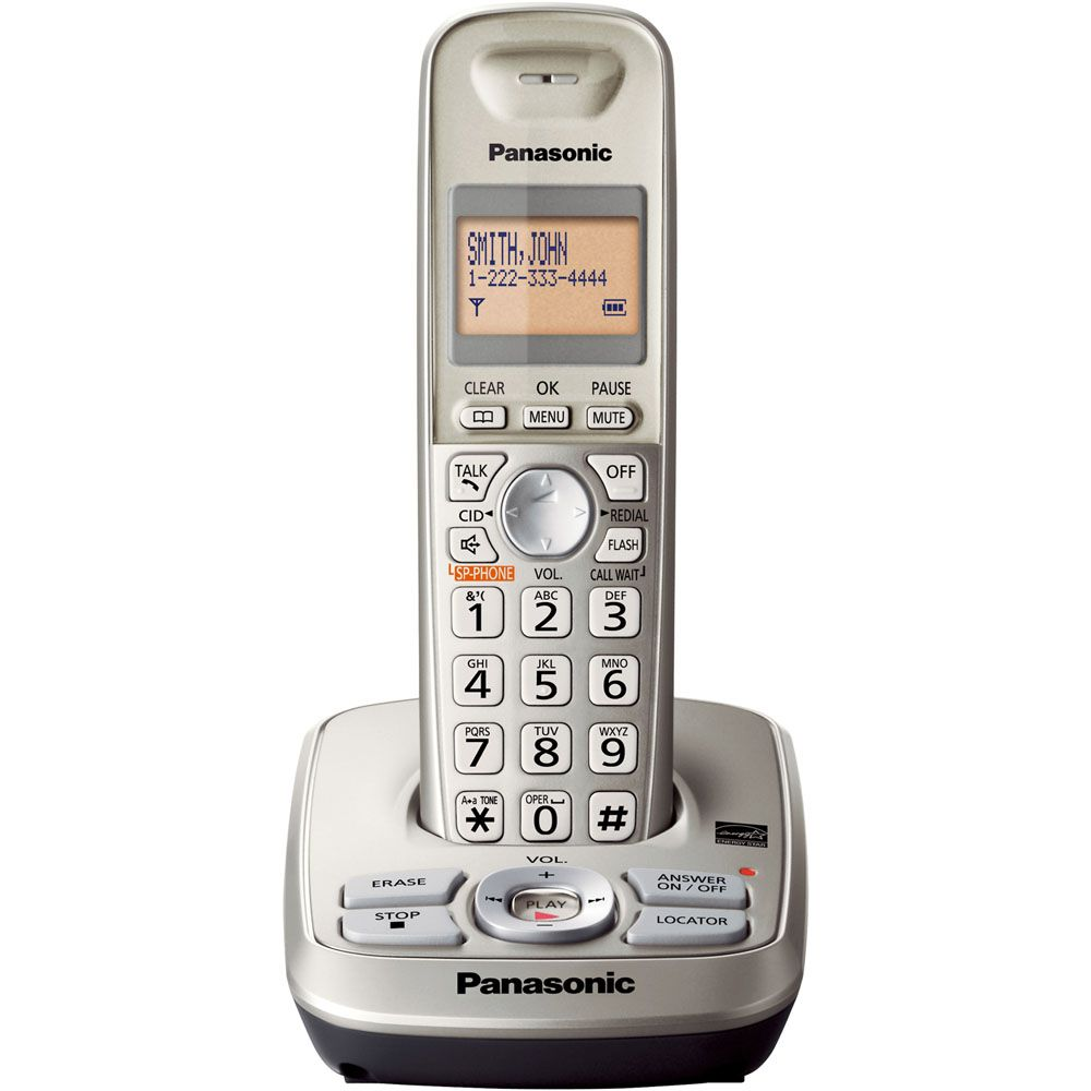 444-131 - Panasonic 6.0 Plus Expandable Cordless System