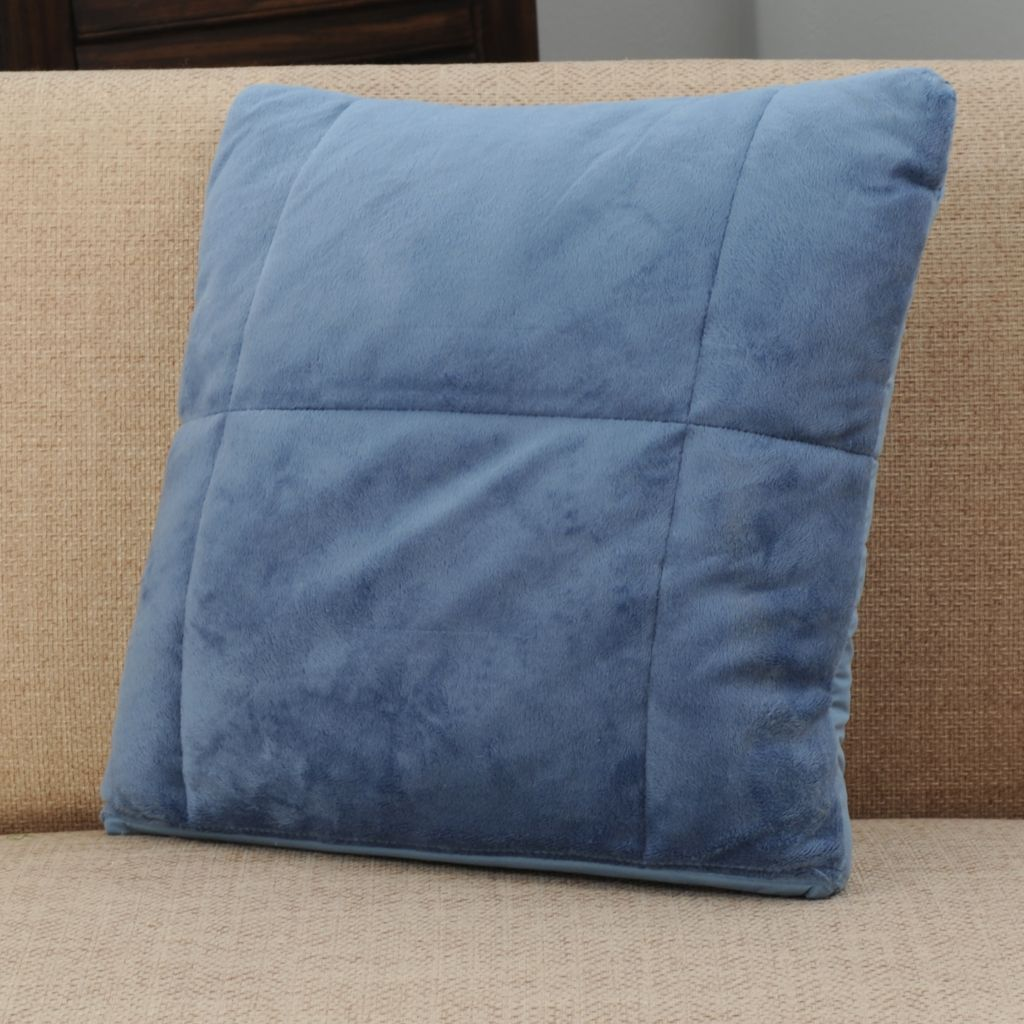 444-161 - Cozelle® Choice of Color Microfiber Planket