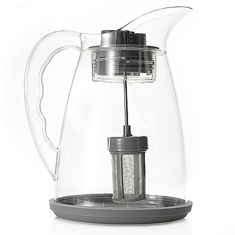 444-169 - Cook's Companion® 3-in-1 Chill, Brew & Infuse 3 qt Tritan Pitcher