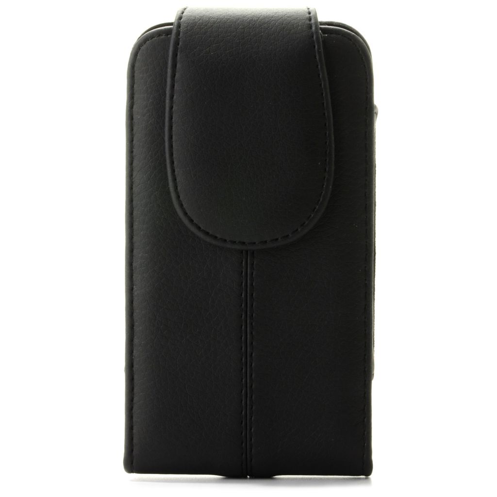 444-205 - Universal Smartphone Pouch w/ Clip Attachment & Magnetic Closure