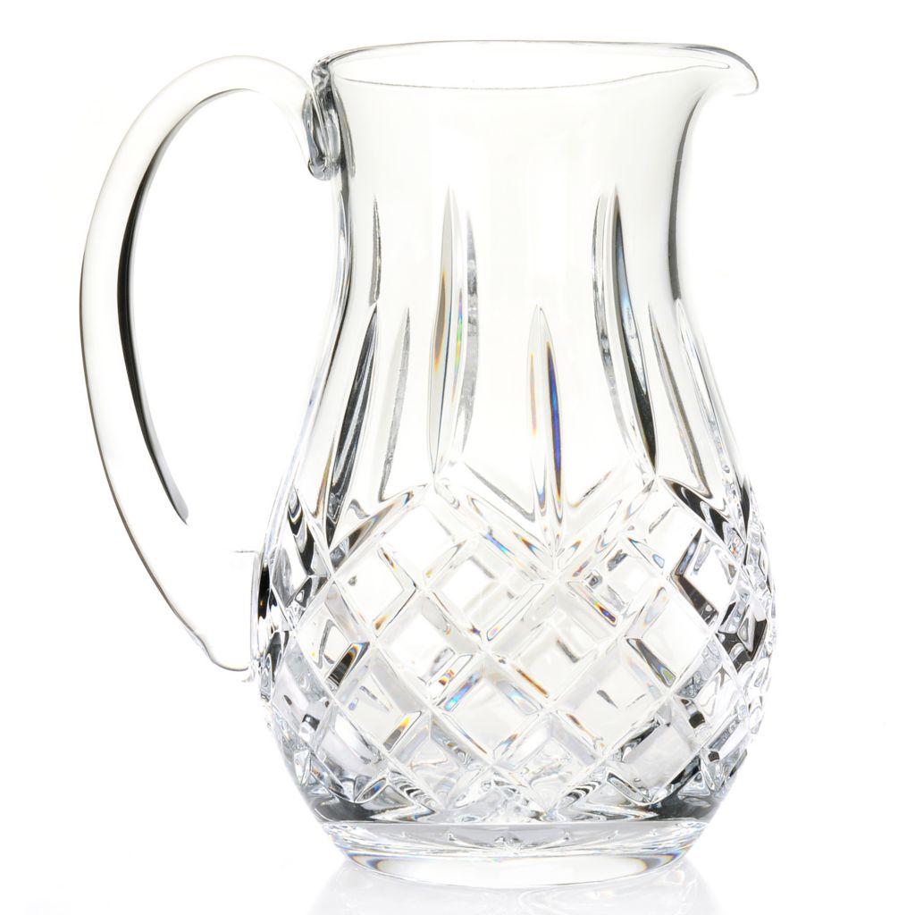 444-212 - Waterford® Crystal Lismore 64 oz Wedge & Diamond Cut Pitcher