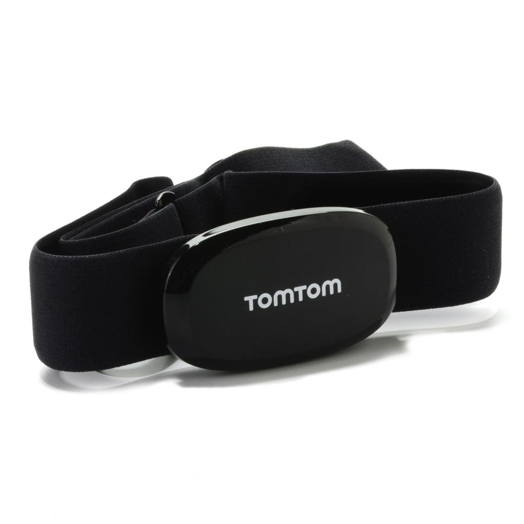 444-248 - TomTom Heart Rate Monitor w/ Adjustable Strap