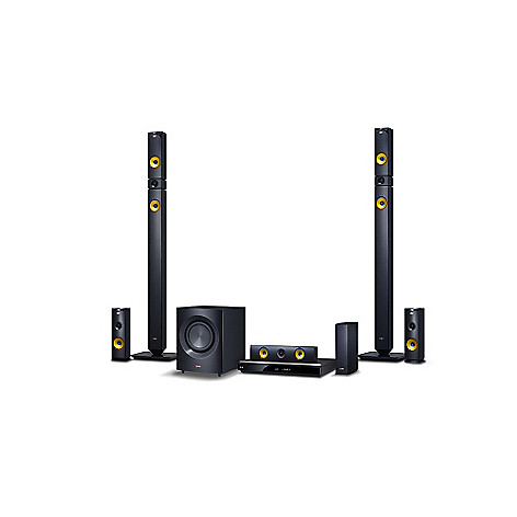 444-311 - LG 5.1 Channel 3D Home Theater System w/ Blu-ray Player