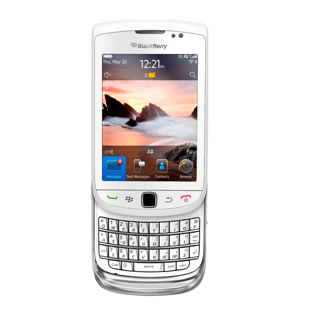 444-406 - Blackberry Torch Unlocked GSM Blackberry OS Smartphone