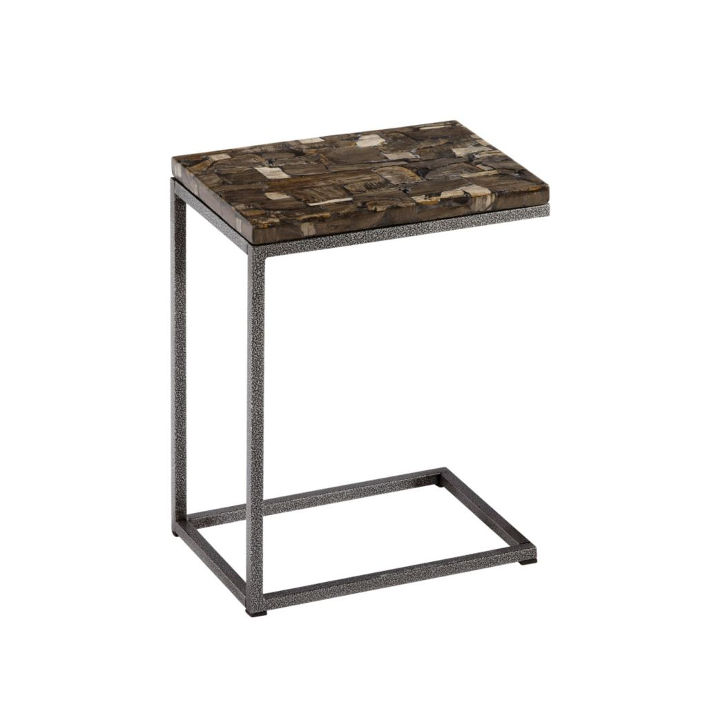 444-498 - Turn to Stone Pull-up Accent Table