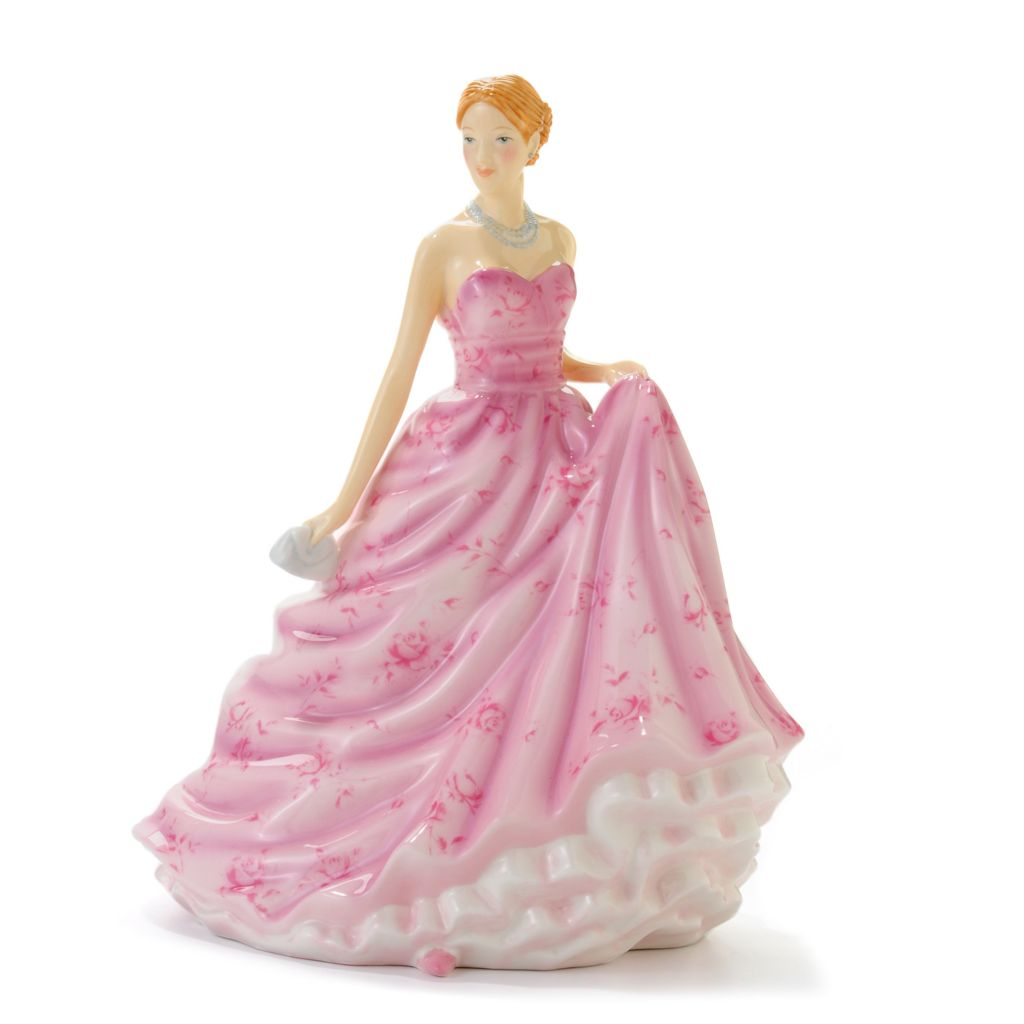 "444-578 - Royal Doulton® Anna 9"" Bone China Hand-Decorated Figurine"