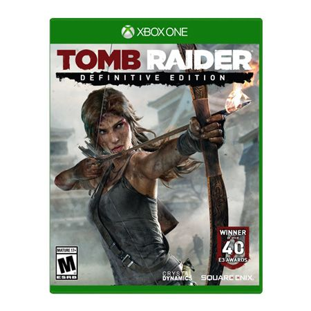 444-581 - Tomb Raider: Definitive Edition Video Game