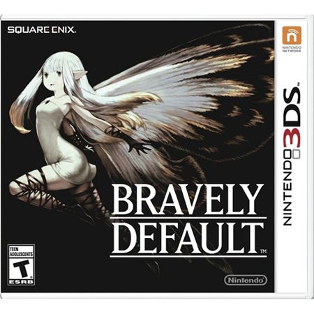 444-584 - Bravely Default Nintendo 3DS Video Game