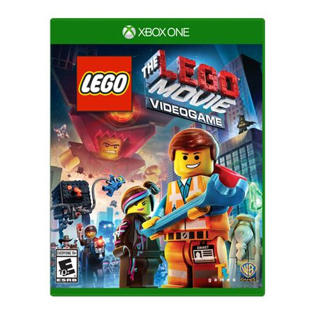 444-585 - The LEGO Movie Video Game