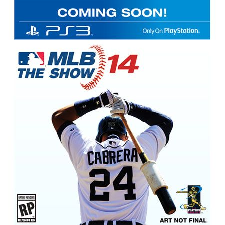 444-591 - MLB 14: The Show Video Game