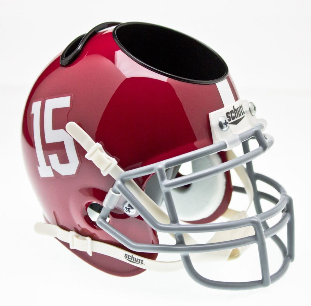 444-674 - NCAA Football Helmet Shaped Desk Caddy