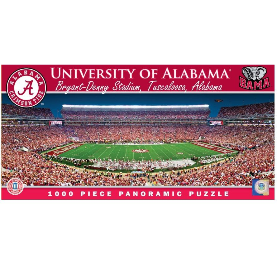 444-692 - NCAA 1000-Piece Panoramic Stadium Puzzle