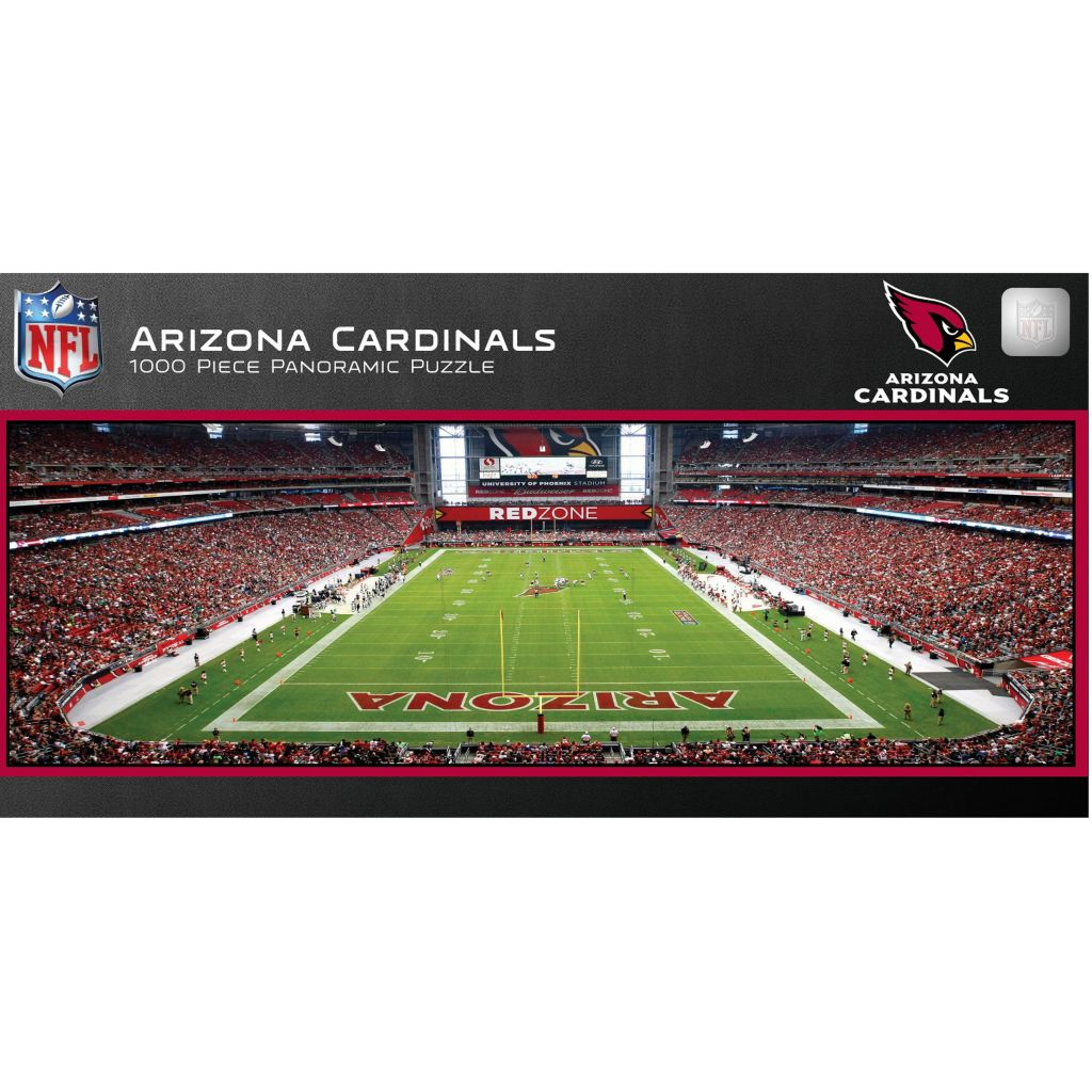 444-693 - NFL 1000-Piece Panoramic Stadium Puzzle