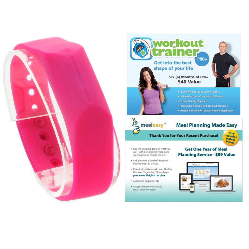 444-717 - Skechers GOwalk™ Bluetooth® Activity & Sleep Monitor w/ MealEasy & Workout Trainer Voucher